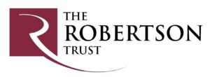 The logo of The Robertson Trust